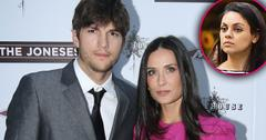 ashton kutcher divorce demi moore secrets