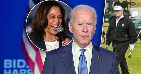 Joe Biden and Kamala Harris Win celebrities react