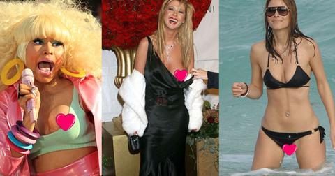 20 Most Embarrassing Wardrobe Malfunction