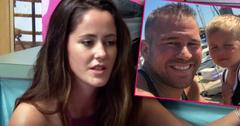 Jenelle evans co parenting nathan griffith son kaiser feud