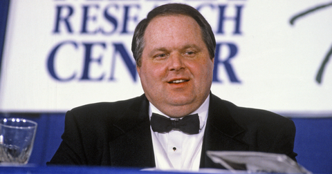 Image result for early rush limbaugh