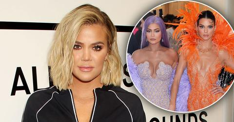 Khloe Reveals The Jenner Girls Have Different Contracts Than The Kardashians
