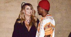 Mariah Carey and Nick Cannon celebrate Mother's Day with the kids at Nobu