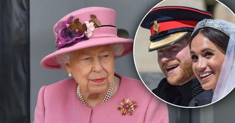 Prince Harry And The Queen Showdown Over Meghan Markle Tiara