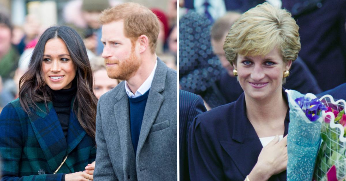 prince harry meghan markle stay at princess dianas favoeite nyc hotel