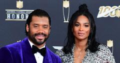 Pregnant Ciara & Russell Wilson Honor Kobe Bryant With Matching Outfits
