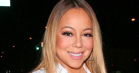 Mariah Carey is Iced Out at Catch LA