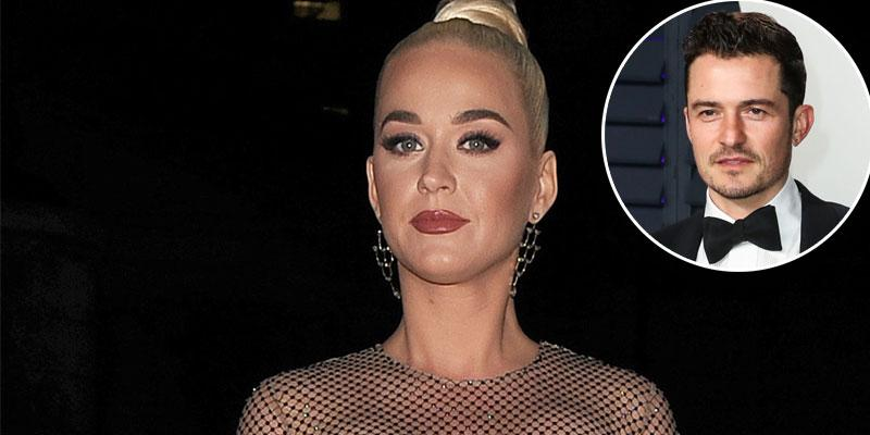 //Katy Perry Orlando Bloom Split