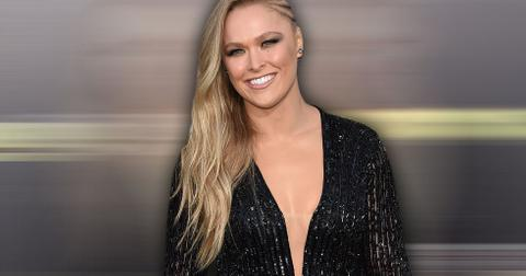 ronda rousey most naked instagrams