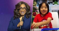 Oprah Winfrey split with Ryan Kaji