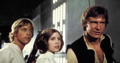 'Star Wars' Cast