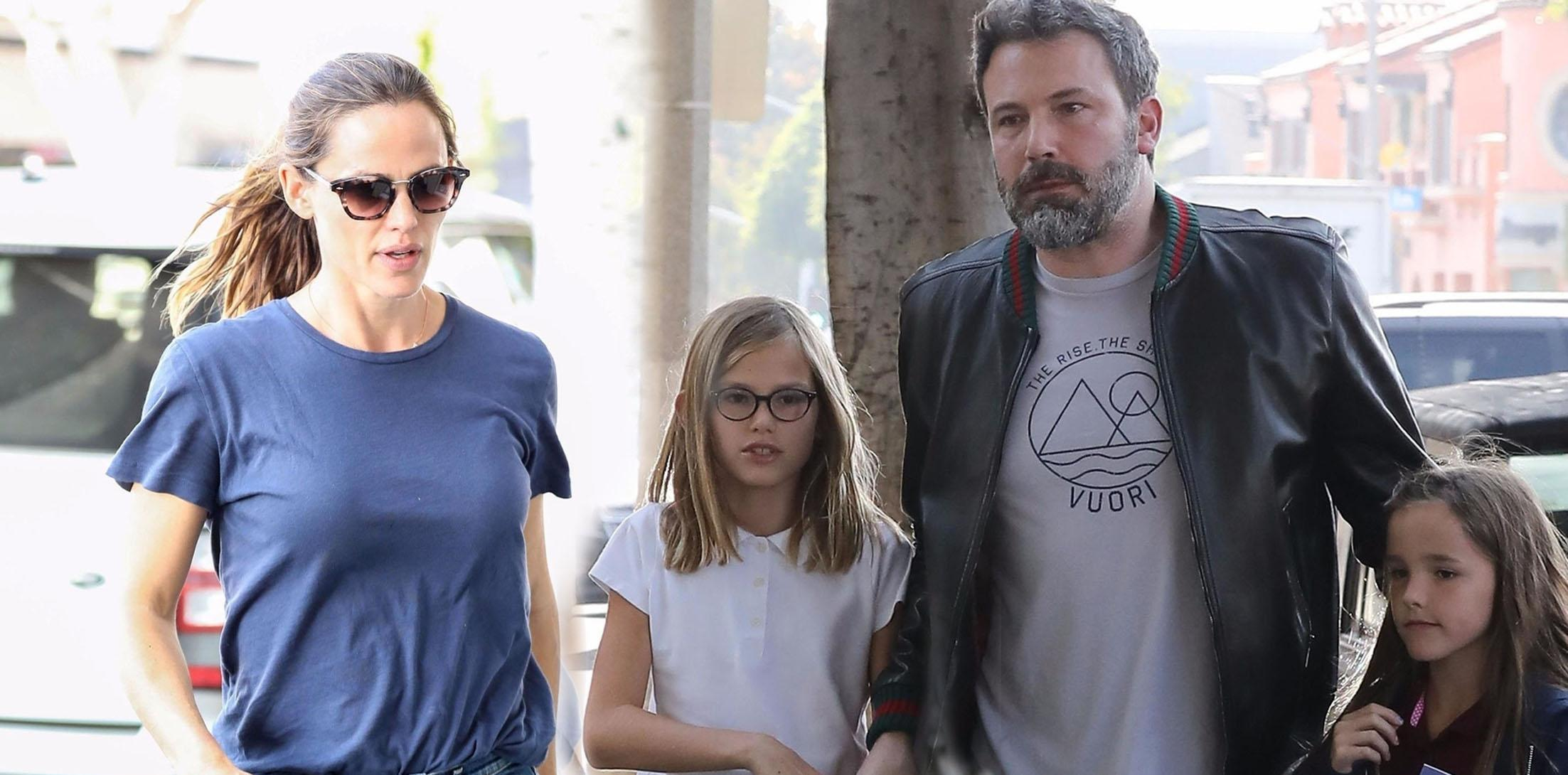 Jennifer garner ben affleck apology