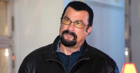 Steven seagal harassment claims