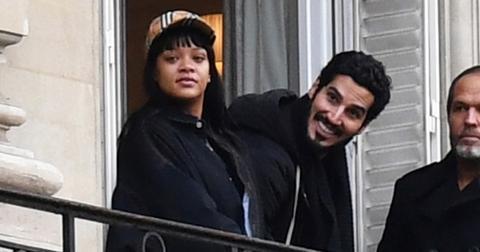 Rihanna and her billionaire boyfriend, Saudi businessman Hassan Jameel, take their romance to next level as they enjoy a romantic weekend in Paris.