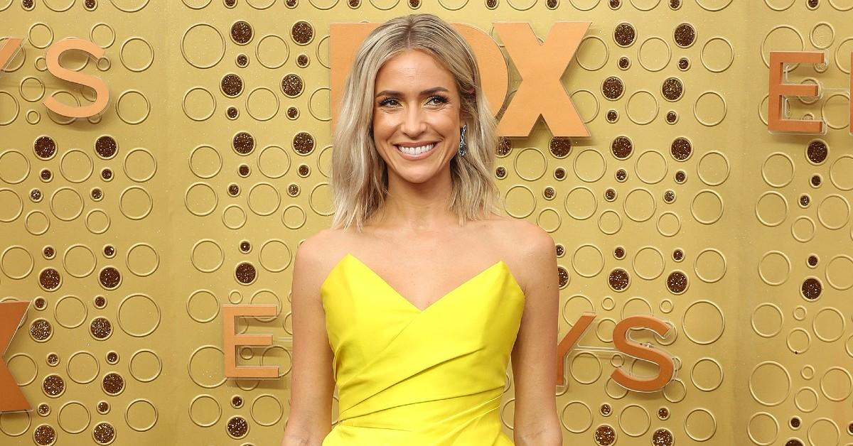kristin cavallari feeling herself