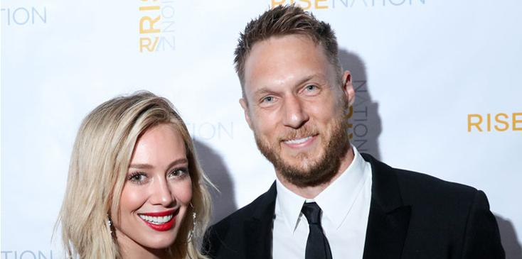 Hilary duff boyfriend jason walsh moving in together home hero