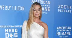 Denise Richards at American Humane Hero Dog Awards held at the Beverly Hilton Hotel