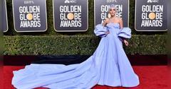 Lady Gaga at the Golden Globe Awards