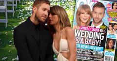 Taylor swift calvin harris marriage