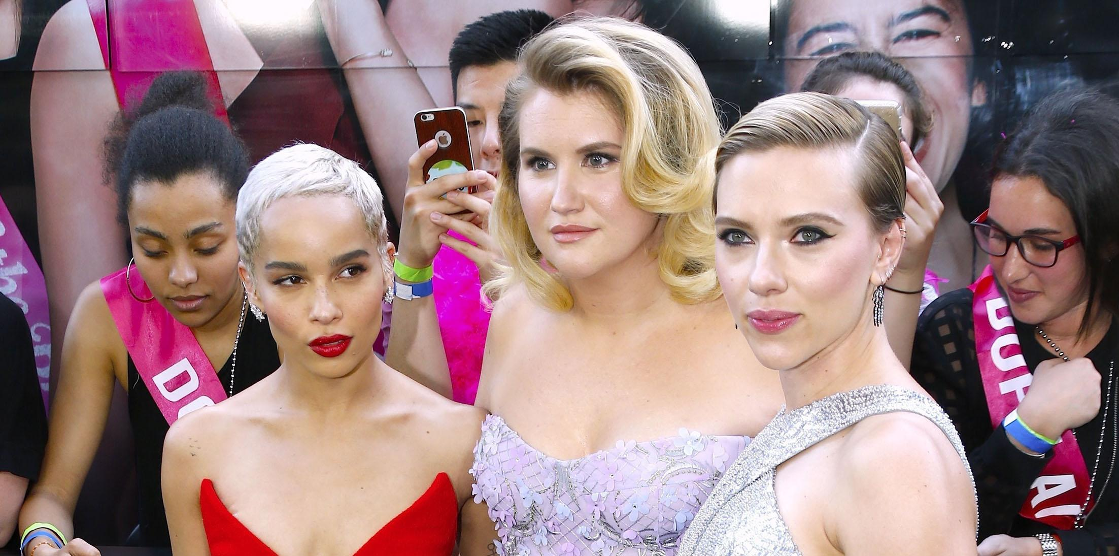 The premiere of 'Rough Night' in New York