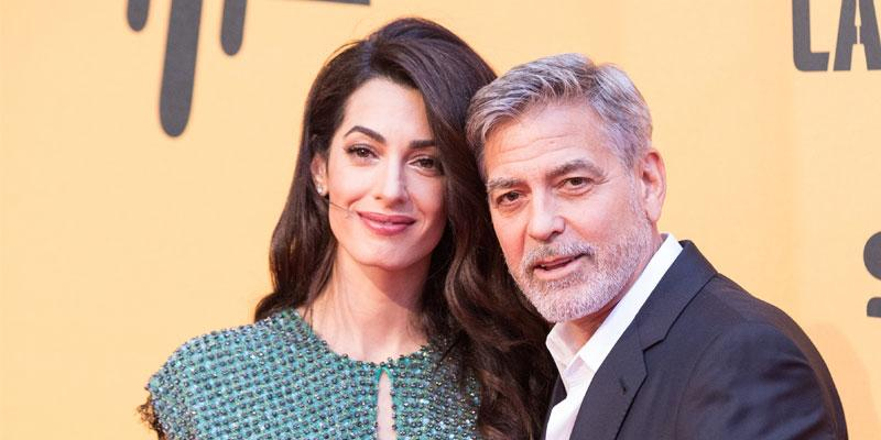 George Clooney's Neighbors Are 'Not Happy' With His 18-Month Multimillion-Dollar Renovation Plan