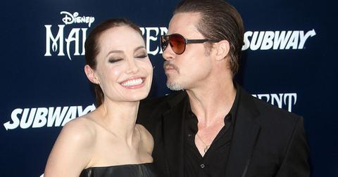 File Photos  Angelina Jolie has filed for divorce from husband Brad Pitt