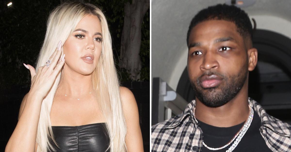khloe kardashian splits with tristan thompson pp