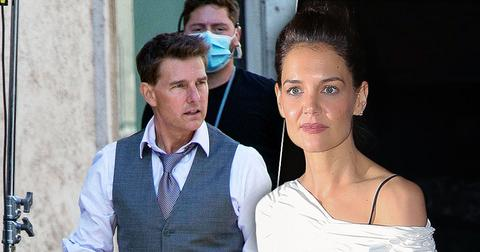 Katie Holmes Friends Not Surprised By Tom Cruise Meltdown On Leak Audio Tapes