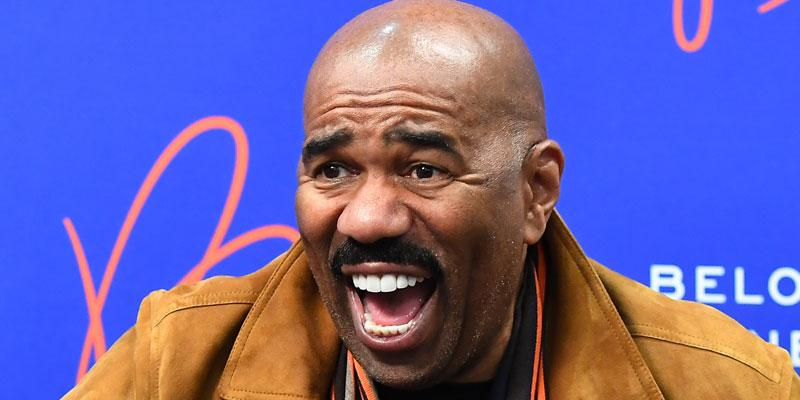 Steve Harvey Dumps Long-Time Staff After Show Cancelation