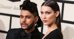 bella hadid the weekend dating grammys