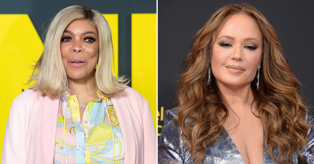 wendy williams show airs new season without the daytime host who is reportedly blindsided by leah remini guest host