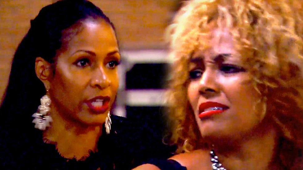 Shereé Whitfield Confronts Kim Fields Gay Rumors