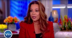 the view sunny hostin harassed racist mob hamptons july 4th pp