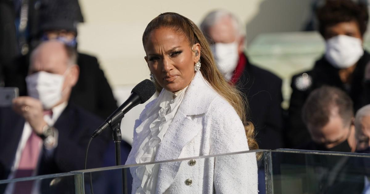 Jennifer Lopez's Political Aspirations: Singer Wants To 'Make Change' After Inauguration Performance Brings Her One Step Closer To The White House