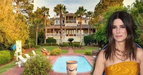sandra bullock sells longtime georgia home pf