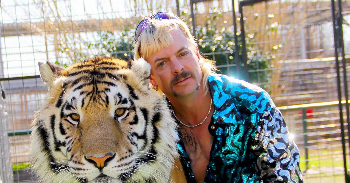 tiger king joe exotic conviction plotting to kill carole baskin vacated