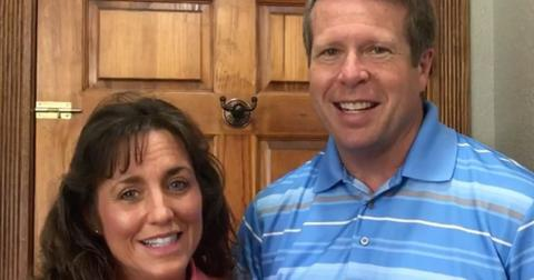 Michelle duggar posts cryptic message amide daughters feud hero