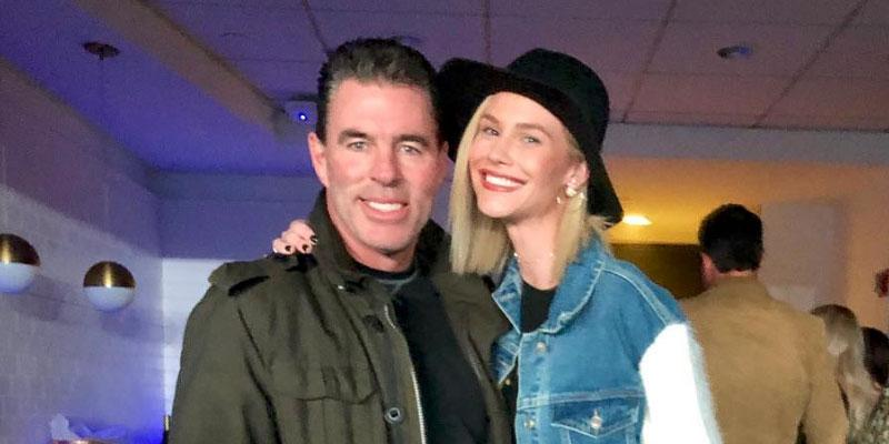 Jim Edmonds And Meghan King Edmonds Pose For Pic At Sporting Event Daughter