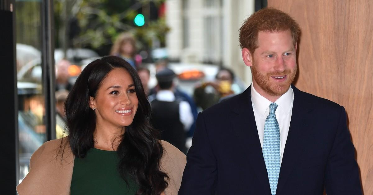 Prince Harry Rented Luxurious Mansion In Beverly Hills For Meghan Markle & Her Family To Celebrate Thanksgiving In Private When They First Began Dating
