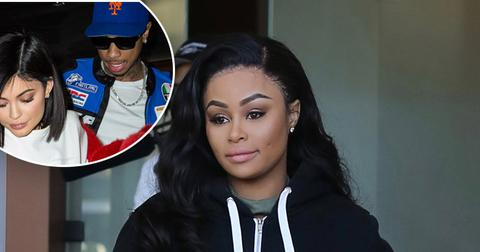 Exclusive… Rob Kardashian & Blac Chyna Visit The Dentist In Calabasas With Chyna's Son King
