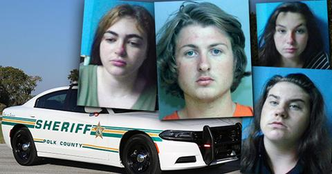 Four Florida Teens Arrested For Running Over 15-Year-Old's Mom