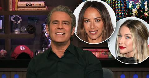 'Vanderpump Rules' Without Stassi And Kristen? Andy Cohen Speculates