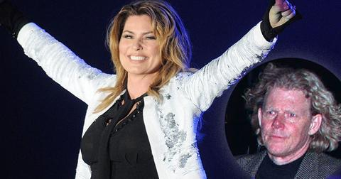 Shania Twain Love Affair Launched Career ok pp