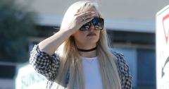 Exclusive… Amanda Bynes Shows She Gained Weight in LA  **NO USE W/O PRIOR AGREEMENT CALL FOR PRICING**