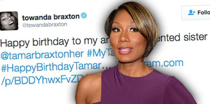 Tamar Braxton Feuding With Sisters Update