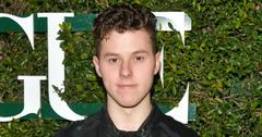 Nolan Gould poses for the camera.