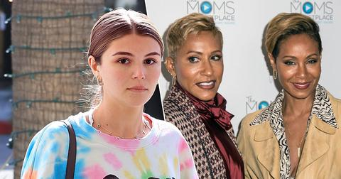 Jada Pinkett Smith Mom Found Red Table Talk With Olivia Jade Frustrating