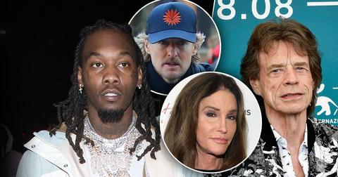 Celebs With Multiple Baby Mamas: Offset, Mick Jagger And More