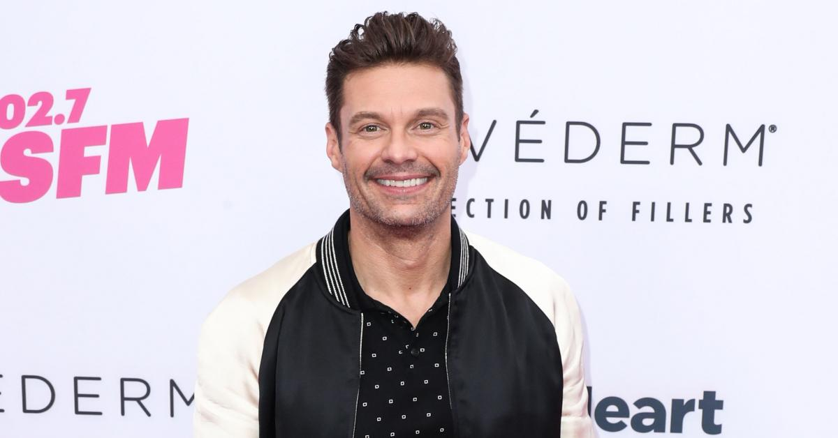 ryan seacrest moves on with younger model