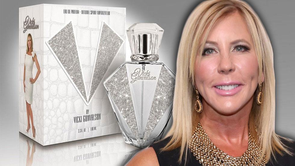 Vicki gunvalson fragrance launch dissed